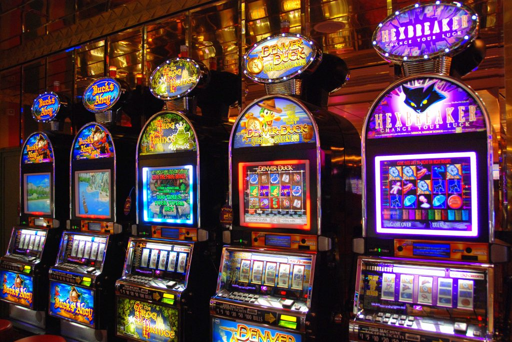 Slot Game Uses