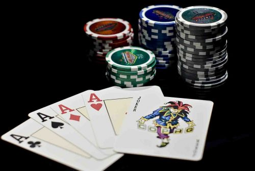 Important Features of Online Poker Games