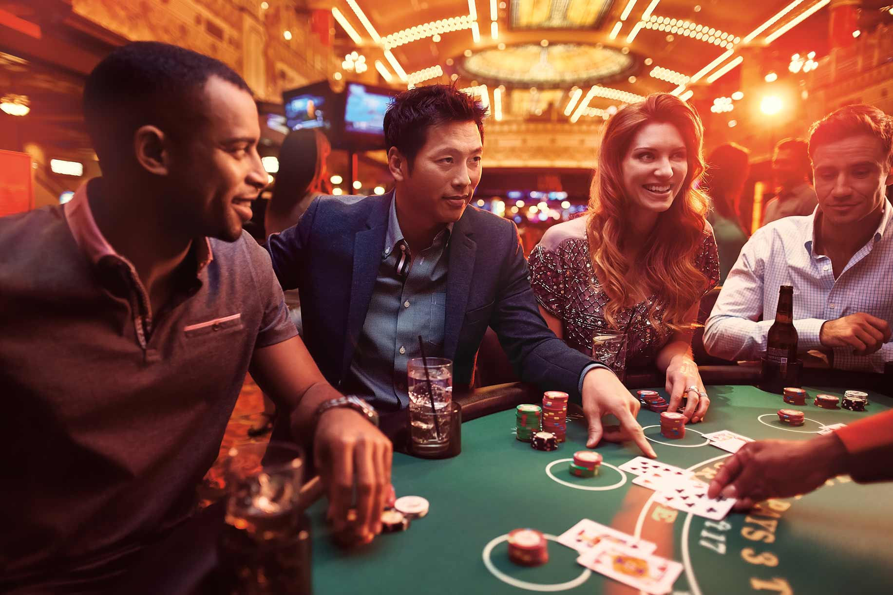 The biggest asset of online gambling site is betting option