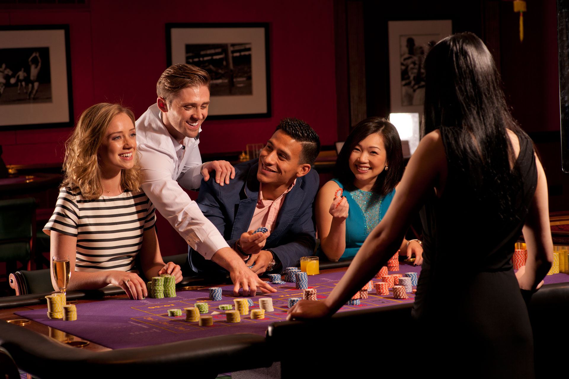 Baccarat- The Best Online Casino Gambling Site